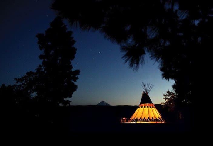 Peaceful Sanctuary on McCully Mountain - Lyons - Maison