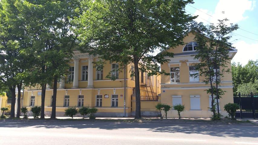 Апартаменты в Мезонине - Uglich - Outros