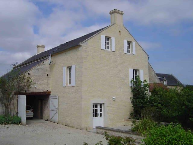 """Gite """"Le Pressoir"""" dans une grange rénovée - Saint-Gabriel-Brécy - Apartment"""