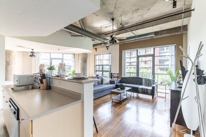 Luxury Artist Loft in Addison - Addison - Daire