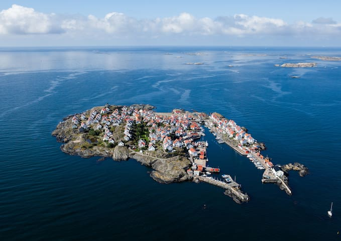 Island living in archipelago - Åstol - Appartement