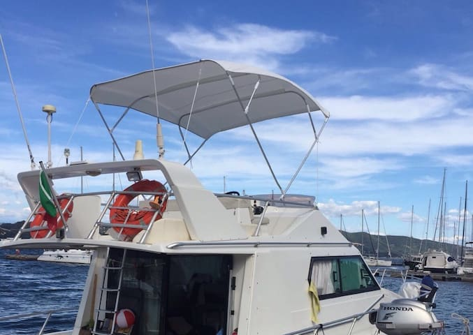 Giornata a bordo tour 5Terre-altro - Portovenere - Barco