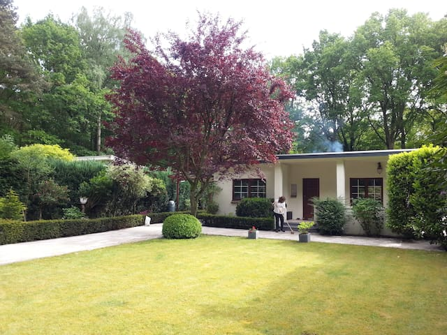 Cosy lodge in middle of nature - Kalmthout - Daire
