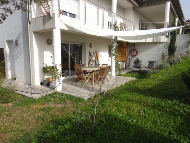 Appartement F2 calme proche des plages - Bastelicaccia