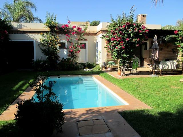 (32) Villa grand confort à Dyar Shemsi - Agadir - Casa