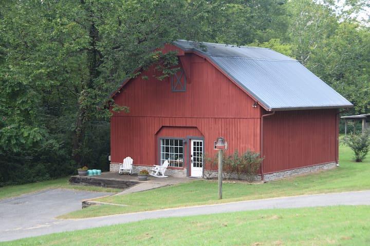 The Barn - Hendersonville
