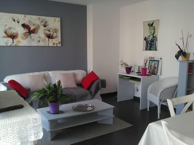 T4 moderne, confortable et lumineux-proche de tout - La Seyne-sur-Mer