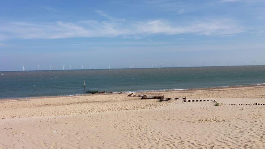 Cosy Beach Cottage - Caister-on-Sea - Huis