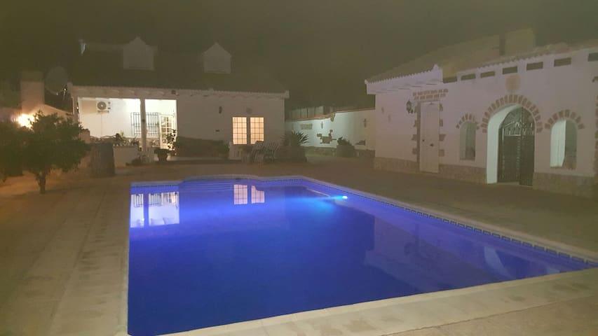 Luxury Penthouse Apartment - Albox - Lägenhet