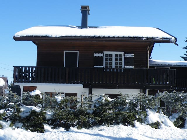 Appartement en chalet - Les Rousses - 公寓