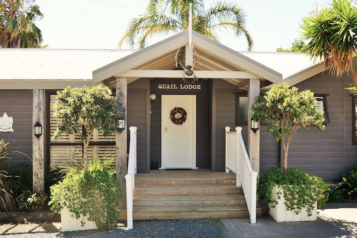Quail Lodge, Matakana Area - Warkworth - Appartement