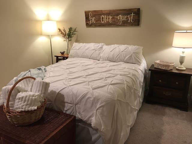 Cozy apt. near Maryville/Smokies! - Friendsville - Appartement