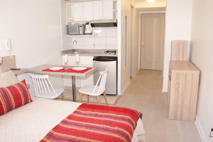 Comfortable apartment  in the best location - Las Condes - Appartamento