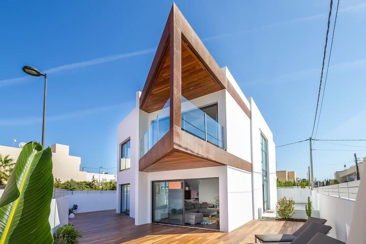 Villa en marina Botafoch - Ibiza - Hus