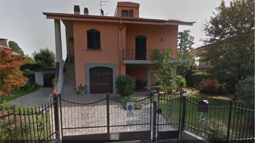 Trilocale in Villa - Costa di Mezzate - Huoneisto