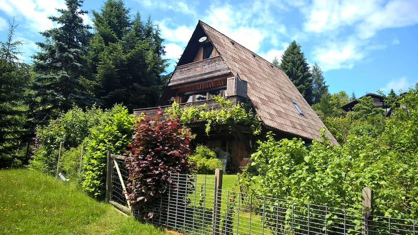 Charming get away in nature with garden and space - Siegsdorf - Outros