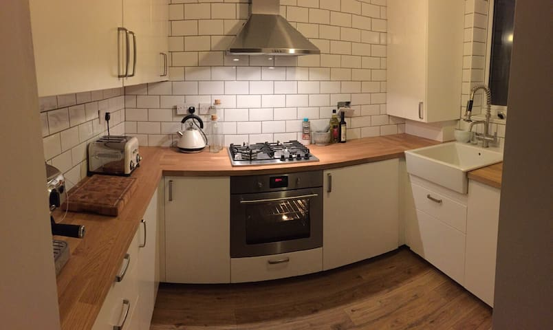 Modern equipped 1 bed apartment - Grays - Apartament