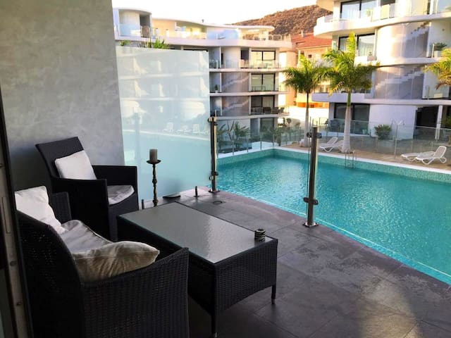 Luxury two bedroom apartment in Tenerife - Palm-Mar - 客房