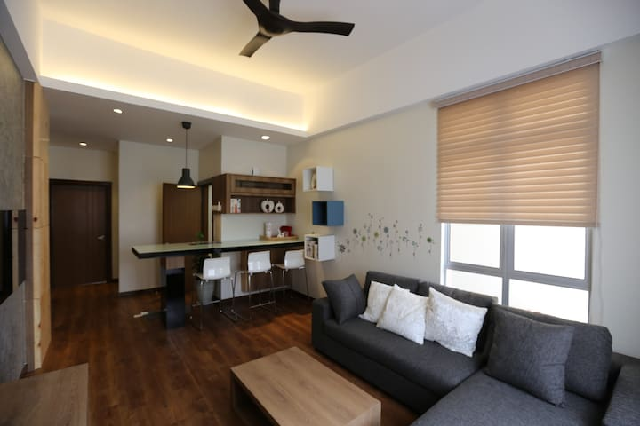 An apartment near Bagan Lalang beach - Sepang