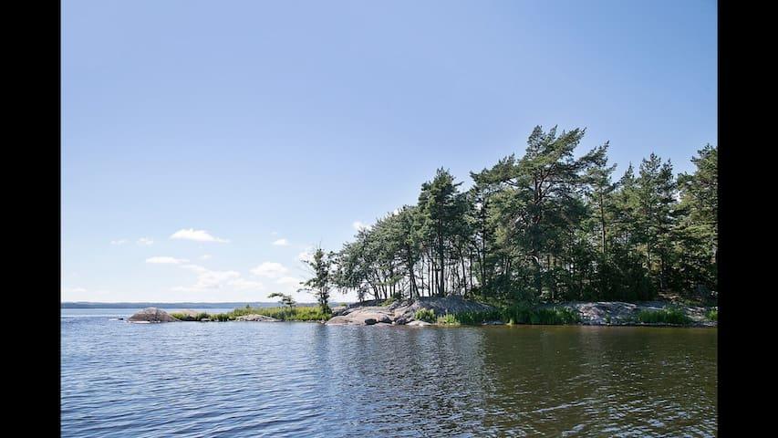 H2O Asphyxia, island of fun rehab! - Alingsås - Casa