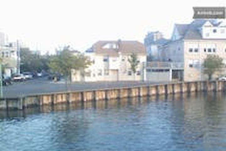 Atlantic City water view   - Атлантик-Сити - Дом