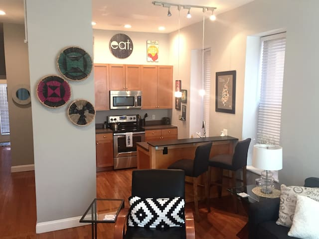 Trendy Soulard area One Bedroom Apartment - St. Louis - Appartement