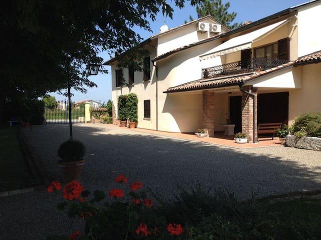 Villa Rosa Samboseto - Busseto - Parma - Samboseto - Appartement