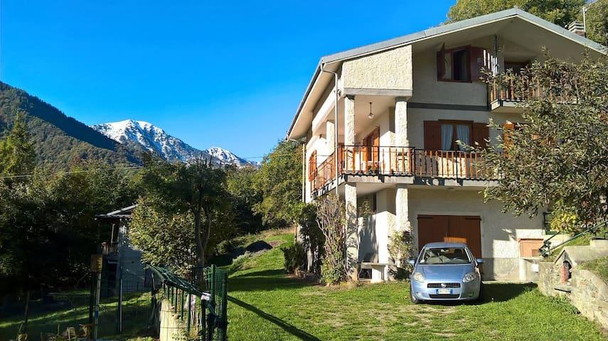 Bellissima casa su due piani - Borgata Chiaronto - Talo