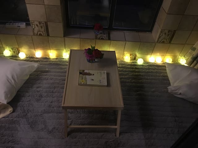 全新装修不到半年的房子,小区安静典雅合适旅游居住~ - 长沙市 - Condominio
