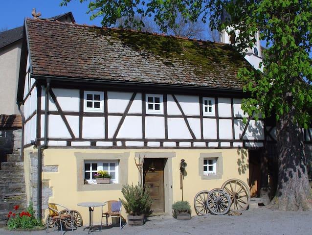 Traumhaftes Idyll im Kessachtal - Widdern - Hus