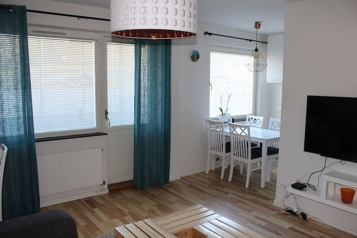 Charming and cozy condo mins from Stockholm City - Stockholm - Leilighet