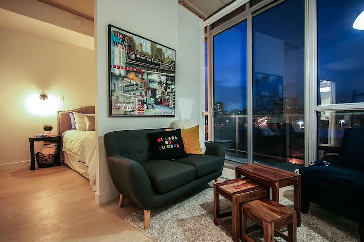 Fabulous Urban Suite In The Heart Of Halifax - Halifax - Pis