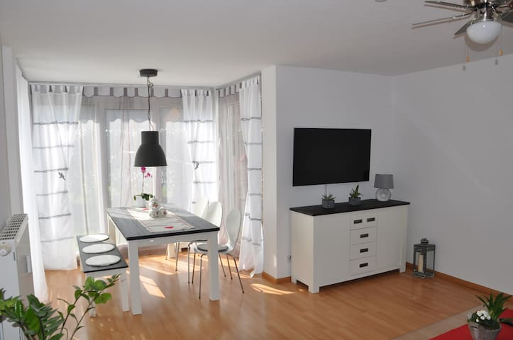 DOUBLE Two Lodge Apartment - Kappel-Grafenhausen - Casa