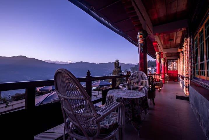 Netuk House- Heritage Suite - Gangtok