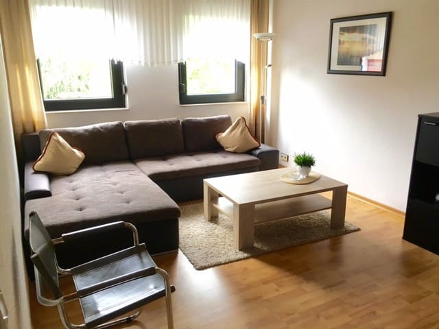 Familienfreundliche Ferienwohnung mit Dachterasse - Osnabrück - Outros