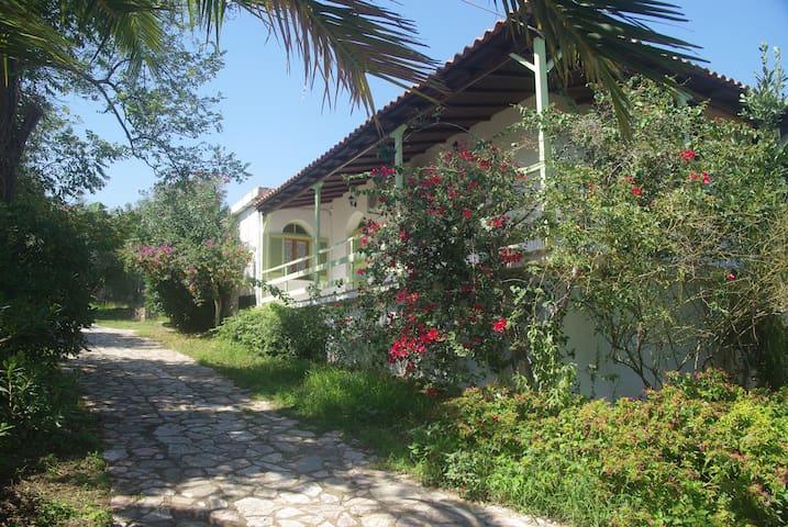 Koroni Holiday Agia 2 paradise next to the beach - Agia Triada - Daire