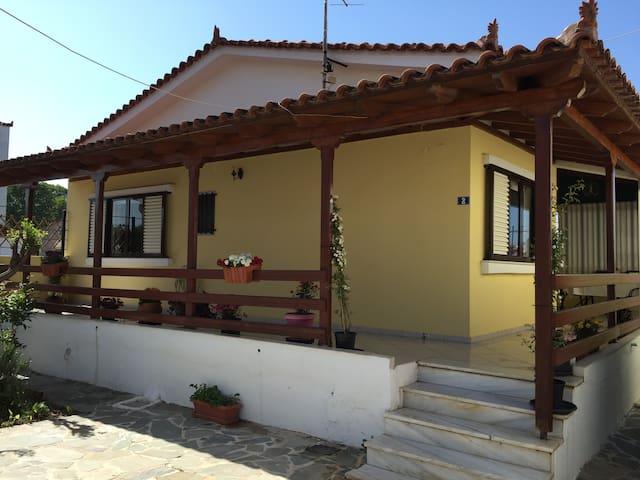 """""""ioannas"""" villa - Nerantza - 公寓"""