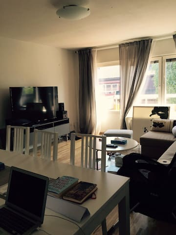 3 room, South city, 86 sqm - Helsingborg - Byt