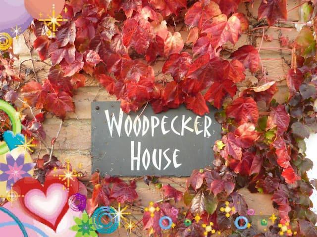 Woodpecker House - Cambourne - Casa