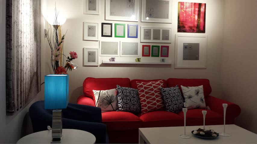 The fourth room is beautiful !!! - Windsor - Appartement