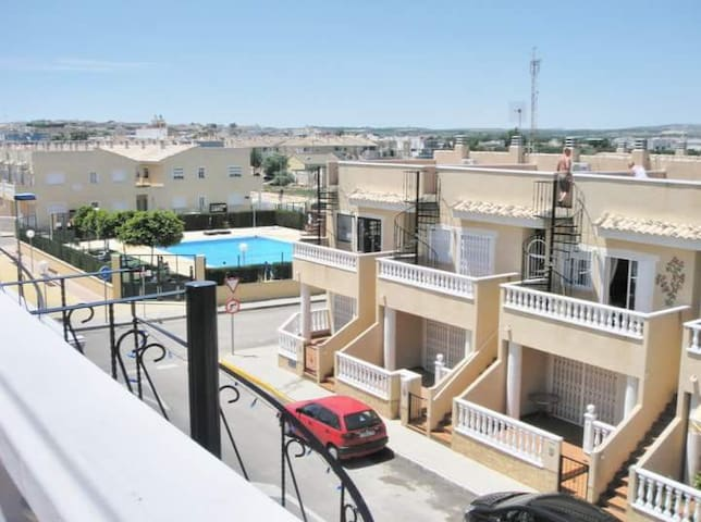 One bedroom Penthouse Los Palacios Costa Blanca - Rojales - Byt