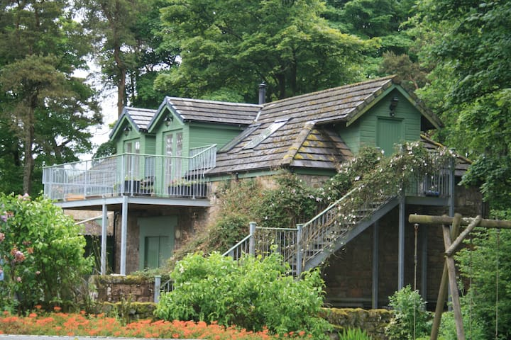 Rural self contained one bedroom flat - Kirknewton - Appartement