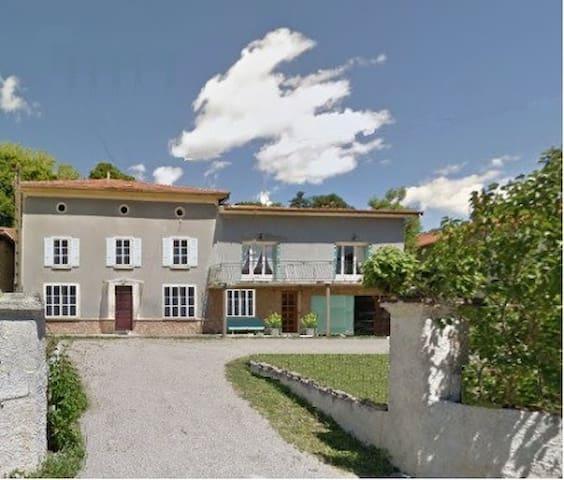 La maison du château d'Anjou - Anjou