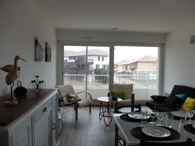 Grand T2 idéalement situé - Vieux-Boucau-les-Bains