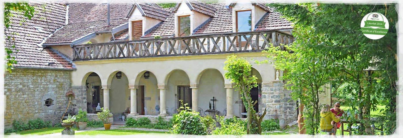 la chapelle du domaine - Saint-Loup-Géanges - Bed & Breakfast
