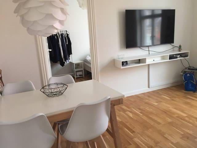 Cozy apartment in the center of Aalborg - Aalborg - Departamento