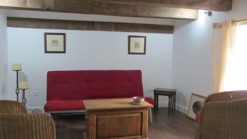 countryside apartment, Department of Vosges - Trémonzey - Apartemen