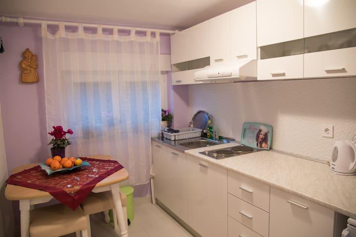 Apartment Flamingo - Daruvar - Leilighet