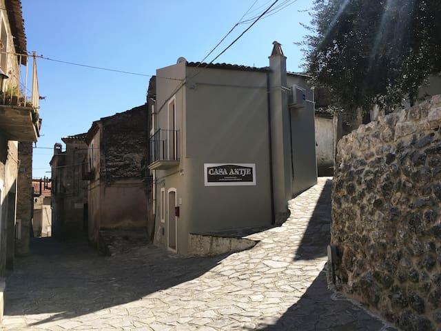 Casa Antje - Civita - Casa
