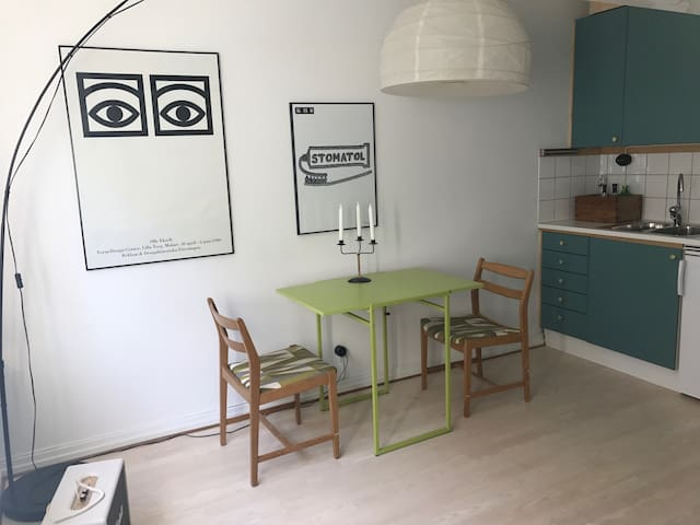 Studioapartment with everything you need - Stockholm - Appartement